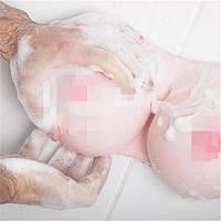Диспенсер для мыла Груди, ёмкость для жидкого мыла в виде женской груди