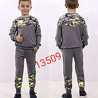 Детский спортивный костюм для мальчика, демисезонный, ToonToy