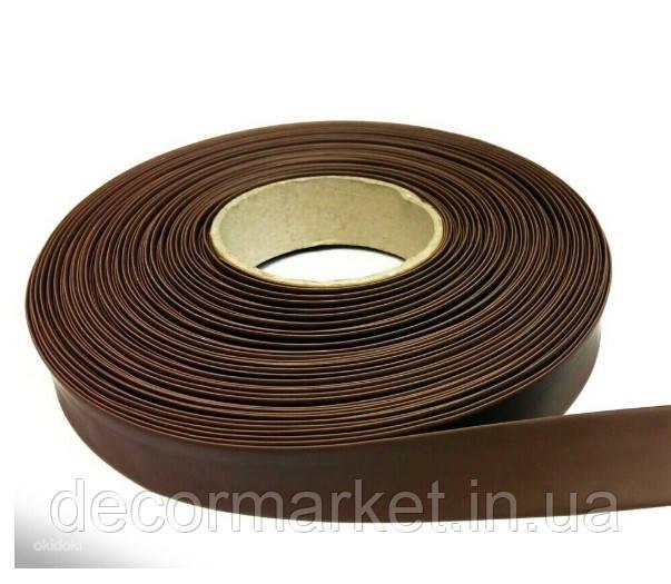 Термозбіжна стрічка шоколад 22.8 мм