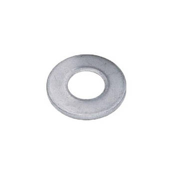 Шайба плоская алюминевая MMG DIN 125  M5  100 шт