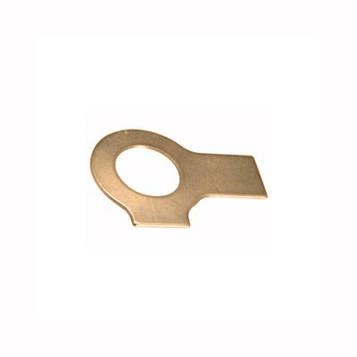 Шайба стопорная латунная MMG DIN 463  M17  50 шт