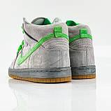 Стильні кросівки Nike SB, фото 3