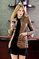 Куртка-пиджак демисезонная легкая коттон  2 цвета, фото 1