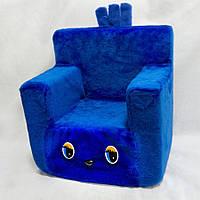 Детский Стульчик Zolushka 43см синий (2171)