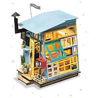 3D конструктор Robotime DIY HOUSE Деревянный домик КОД: DGM03