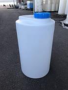 Емкость круглая вертикальная V-60, фото 2