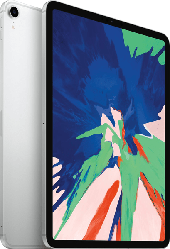 Apple iPad Pro 11 (MTXP2) 2018 Silver, 64Gb, Wi-Fi