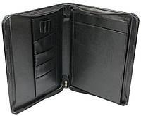 Папка деловая из искусственной кожи Exclusive Черный  КОД: 710800