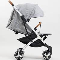 Детская прогулочная коляска YoyaPlus 3 Серая (959762912) КОД: 959762912