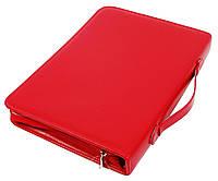 Папка AMO из искусственной кожи А4 Красный  КОД: SSBW01 red