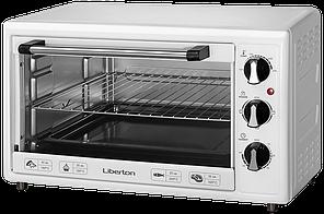 Электродуховка Liberton LEO-350 White  (35 л)