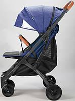 Детская прогулочная коляска Yoya Plus Pro Синяя  КОД: 1081114883