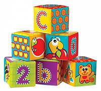 Кубики для воды Playgro Алфавит
