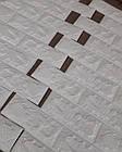 Самоклеющиеся обои Декоративная 3D панель ПВХ 1шт, зеленый мраморный кирпич, фото 5