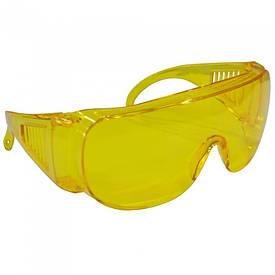 Очки защитные Богатырь желтые