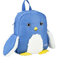 Детский рюкзак Kite Kids Penguin 8л синий