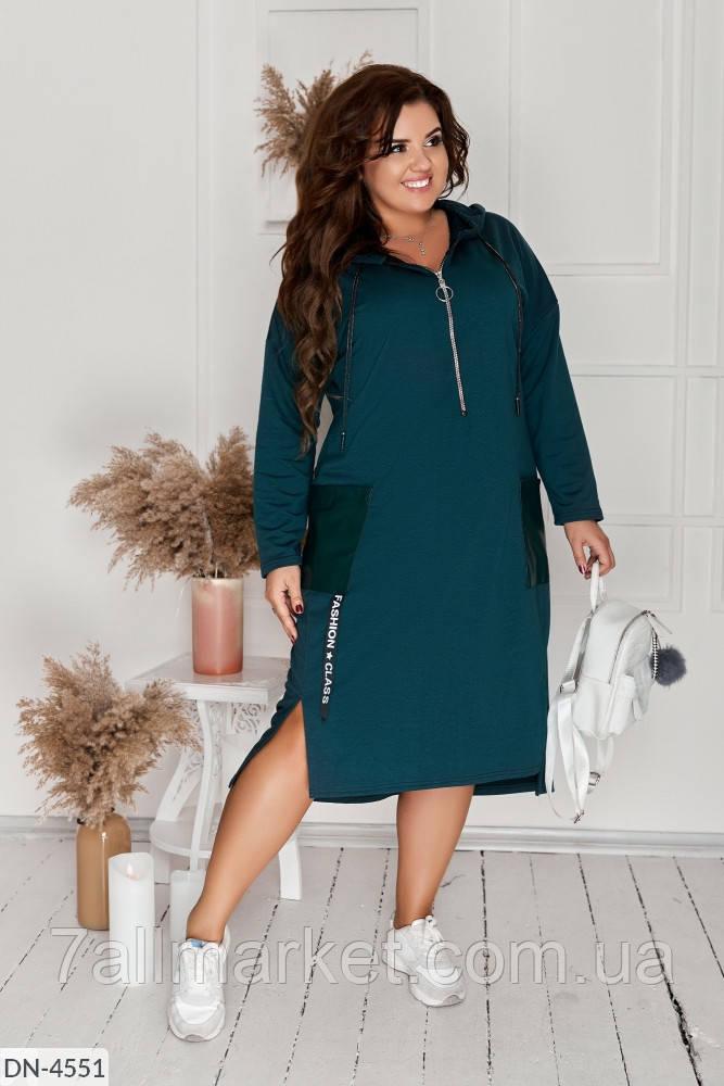 """Платье женское мод. 162 (50-52, 54-56, 58-60, 62-64) """"N.N.C.FASHION"""" недорого от прямого поставщика"""