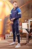 Спортивный костюм мужской Турецкая двунитка Размер 48 50 52, фото 2
