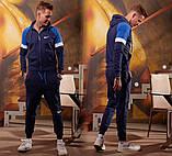 Спортивный костюм мужской Турецкая двунитка Размер 48 50 52, фото 4