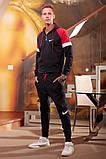 Спортивный костюм мужской Турецкая двунитка Размер 48 50 52, фото 3