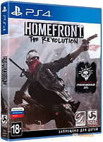 Homefront: The Revolution PS4 - Русская версия (3444)
