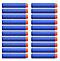 Боевой набор для игр с оружием Nerf (набор 2): жилет, бафф, очки, 20 пуль, напульсник, патронташ, фото 7