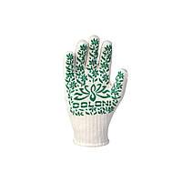 Перчатки Садовые Долони трикотажные