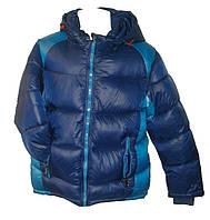 Мужская детская зимняя куртка