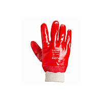 Перчатки D-RESIST трикотажные с ПВХ-покрытием