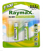 Акумулятор Ni-Mh Raymax HR03 1100mAh 1.2 V Original