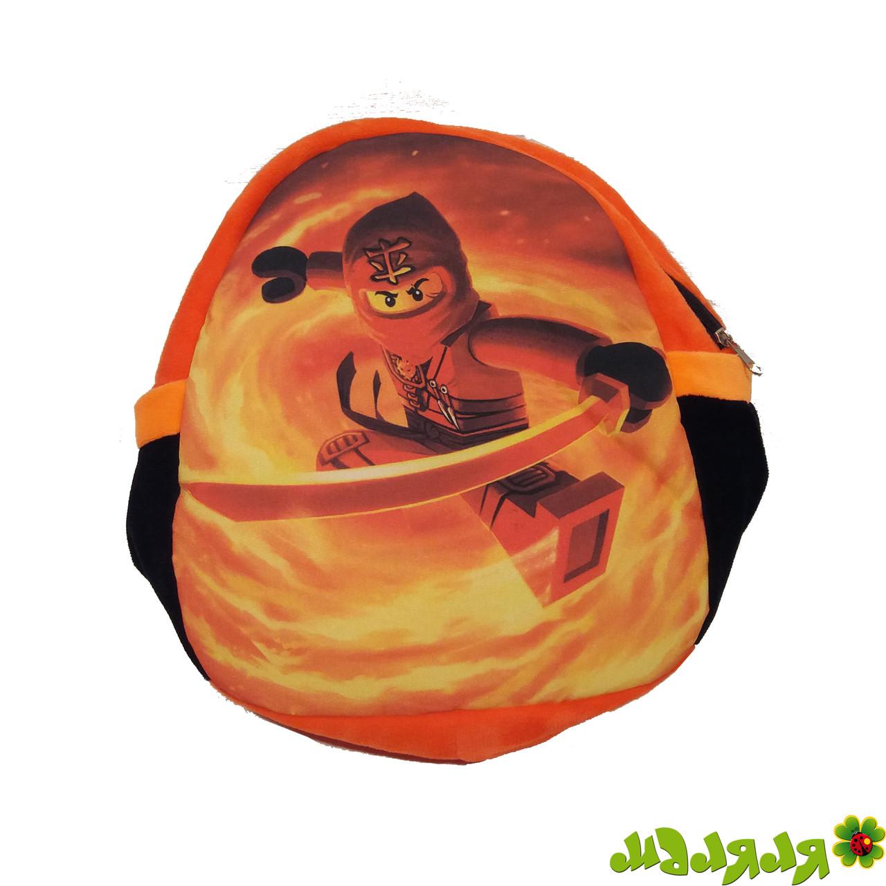 Рюкзак детский ниндзя