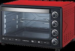 Электродуховка Liberton LEO-650 Red (65 л)