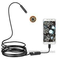 Ендоскоп 3.5м 7мм бороскоп 3.5м эндоскоп 3.5м для телефона