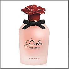 Dolce & Gabbana Dolce Rosa Excelsa парфюмированная вода 75 ml. (Тестер Дольче Габбана Дольче Роза Эксцельза)