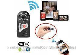 HD WiFi мини камера Q7 Мини WIFI Камера q7 с ночной подстветкой и датчиком движения