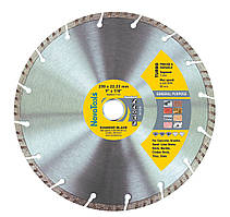 Диск алмазный по бетону 230х7х22,23 NovoTools Standard