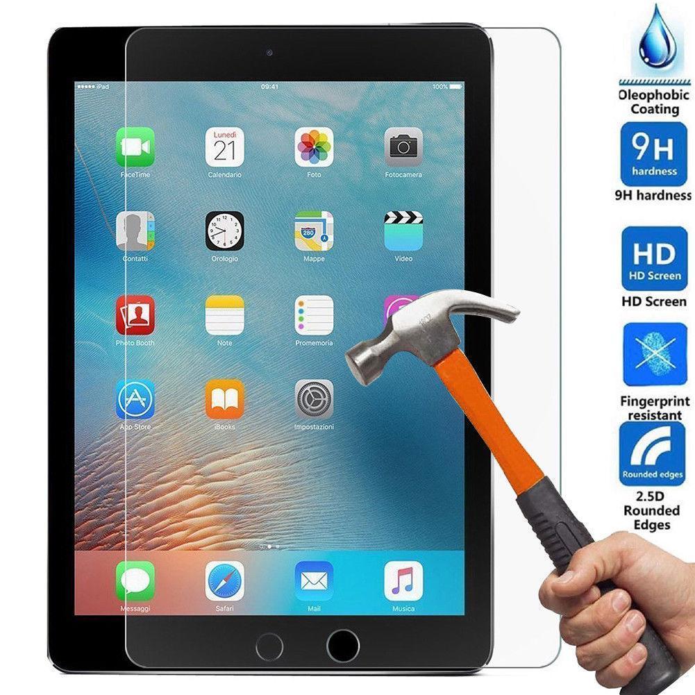 Защитное стекло для планшета iPad 2 0,25 мм 2,5D (тех. упаковка)