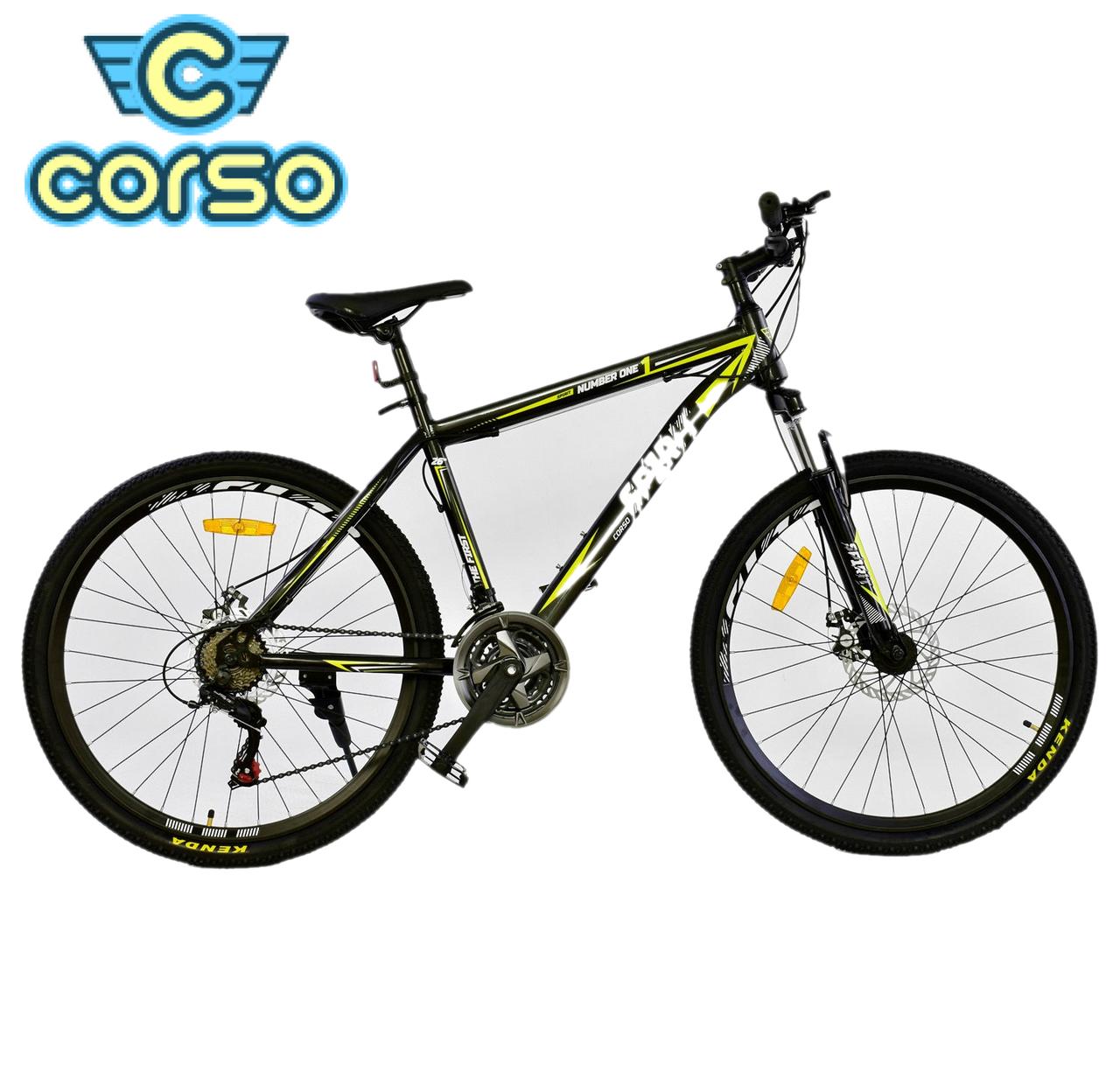 Велосипед Спортивный CORSO SPIRIT 26 дюймов