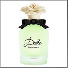 Dolce & Gabbana Dolce Floral Drops туалетная вода 75 ml. (Тестер Дольче Габбана Дольче Флораль Дропс)