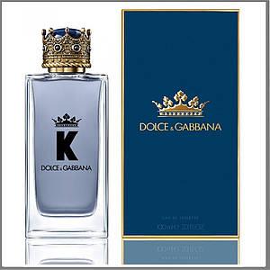 K By Dolce&Gabbana Eau de Toilette туалетная вода 100 ml. (Дольче Габбана К)