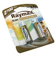 Акумулятор Ni-Mh Raymax HR6 2700mAh 1.2V Original