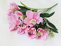 """Букет орхидеи """"Люкс"""" (12 веток), розовый"""