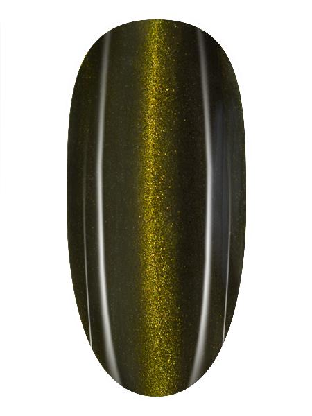 Гель-лак Кошачий глаз DIS (7.5 мл) №C131 (зеленый)