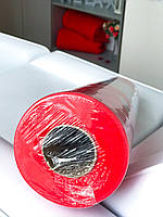 Простынь в рулоне PanniMlada 0,6*100, спанбонд 20 г/м2, красный