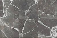 Плитка керамогранитная , CASA DOLCE CASA,STONES 2.0 CAL.BLACK SMO.6MM 120X120 RET,Италия,6мм