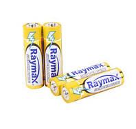 Алкалайнова (лужна) батарейка RAYMAX AA (LR6 пальчик)