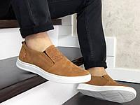 Кросівки чоловічі Levis горчичні