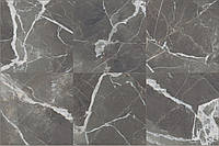Плитка керамогранитная , CASA DOLCE CASA,STONES 2.0 CAL.BLACK GLO.6MM MUR.7,5X15,Италия,6мм