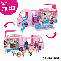 Оригинал Барби кемпер фургон трейлер мечты Barbie Dream Camper Playset