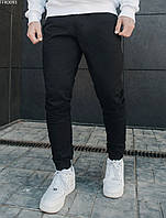 Джоггеры штаны, брюки мужские Staff bafra black